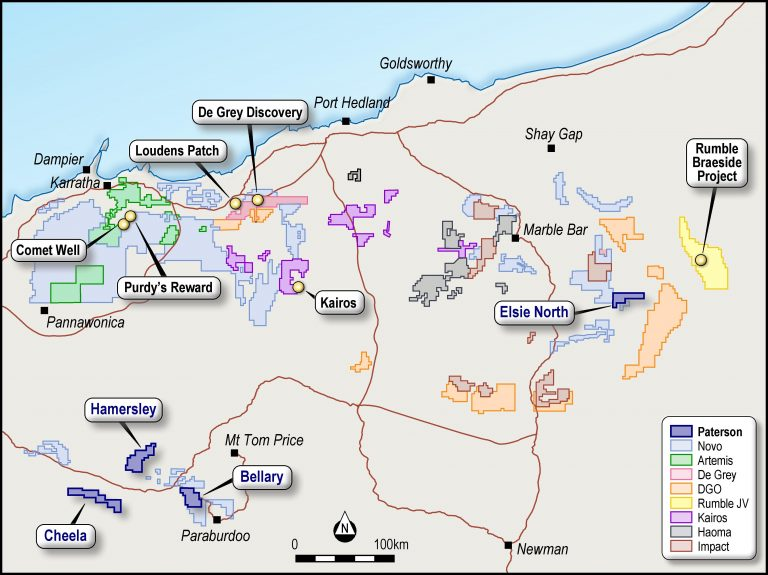 Pilbara Gold Projects